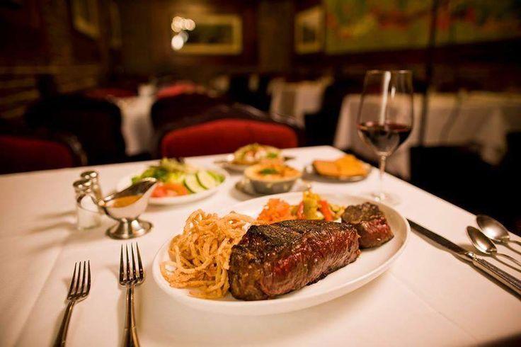 Thrillist recs steak in Cleveland Park restaurant