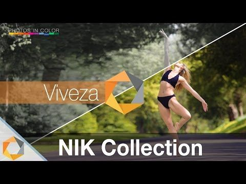 Nik Collection Tutorial - Part 3 - Viveza Photoshop and Lightroom - YouTube