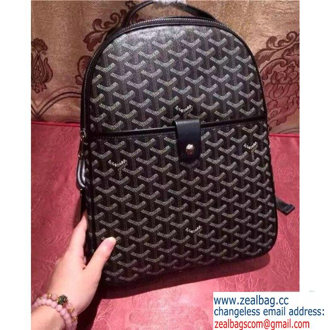 2015 NEW Newly Launched 2015 Goyard Backpack Black Replica
