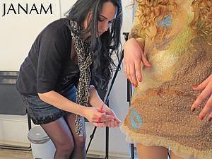 Штопка, ремонт, реставрация войлочных изделий - Ярмарка Мастеров - ручная работа, handmade