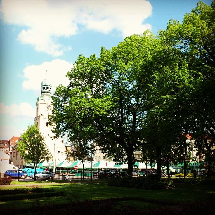 Plac im. Marii Skłodowskiej-Curie   #wilda #park #poznań #rynek_wildecki