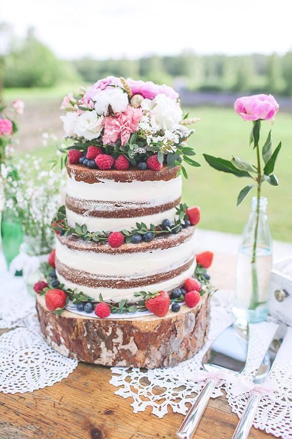 Какой свадебный торт самый вкусный