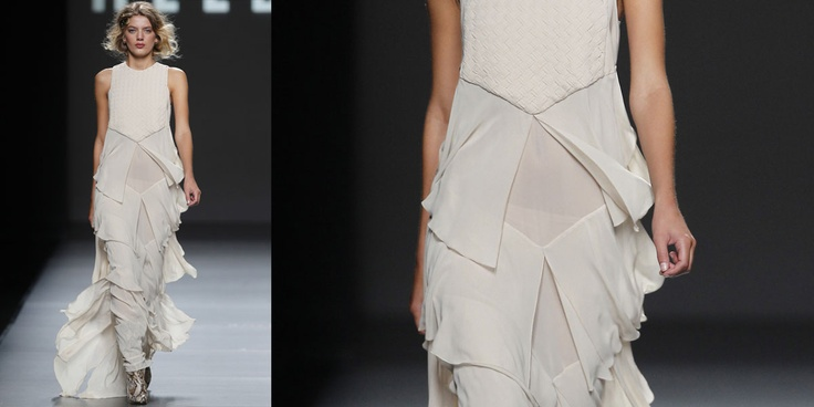 Spring Summer 2012  Teresa Helbig  Catwalk Cibeles Madrid Fashion Week https://vimeo.com/36471214