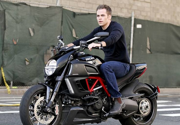 Chris in Jack Ryan (With images) Sport bikes, Bikes
