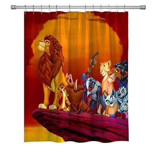 Pin On Disney Shower Curtain