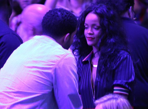 Rihanna on Drake Relationship: EPIC FAIL!
