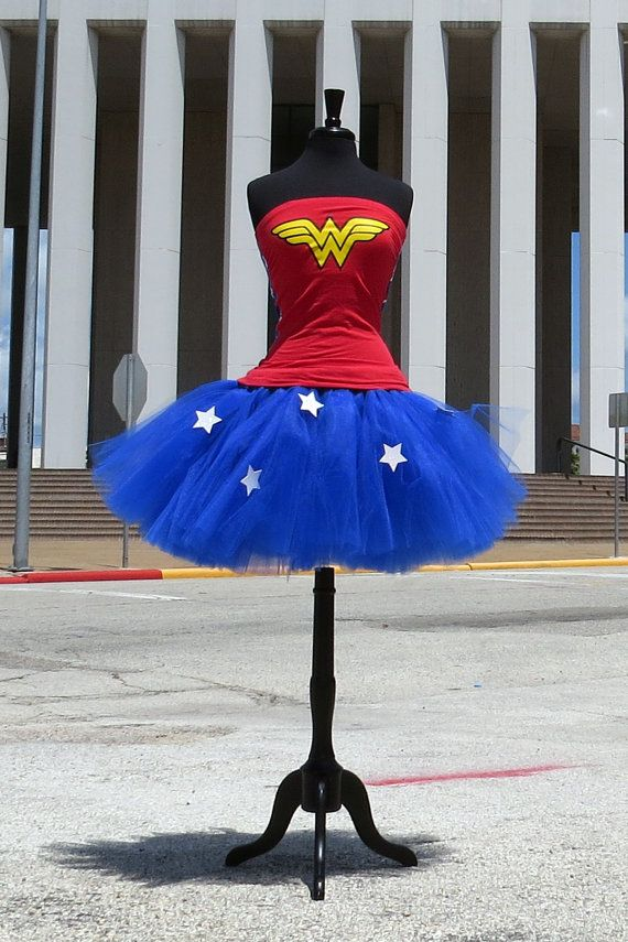 Wonder woman skirt-5088