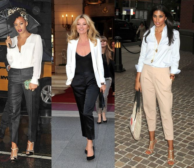 Why Not . . . Wear Ankle Length Pants?