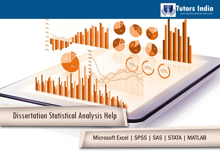 Dissertation statistical services analysis