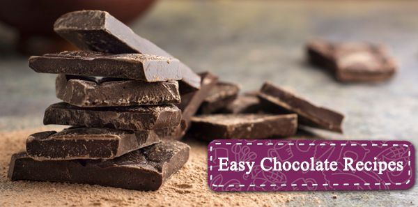 Here are 3 recipes for all of the chocolate lovers out there! They are sure to satisfy your chocolate craving! #WhollyWholesome