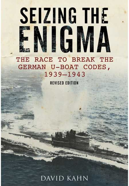 Seizing the Enigma – The Race to Break the German U-Boat Codes, 1933-1945 #WW2
