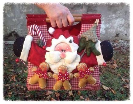 Resultado de imagem para natal patchwork pinterest