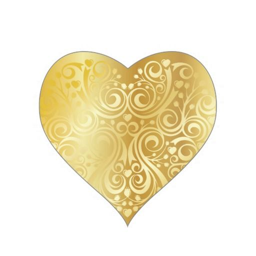 17 Best images about Gold Hearts on Pinterest | Heart ...