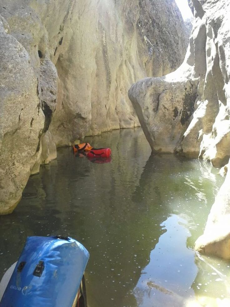 Dapazarı Kanyon Girişi 15 eylül 2013 - Karaman Doğa Sporları ve Fotoğraf Gençlik Spor Kulübü Derneği