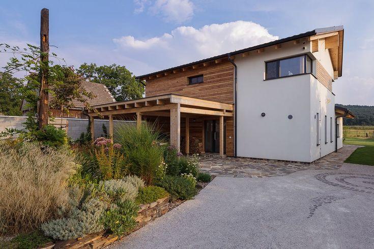 passivhaus | woodconstruction | lignotrend | bottom of the carpatian hills | jablonove | slovakia