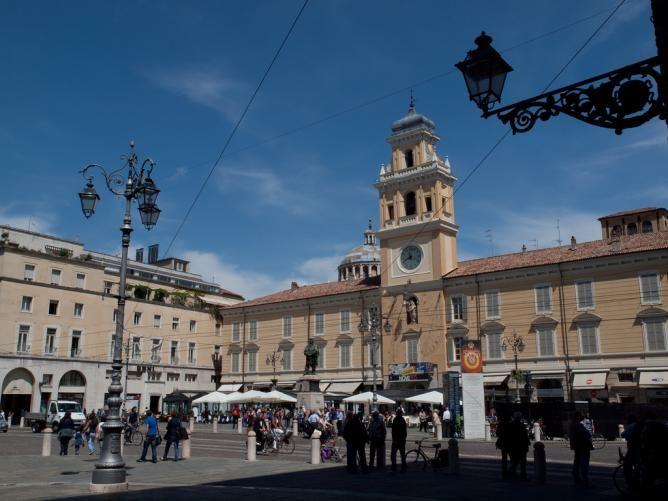 Parma, Italy | © Franco Folini/Flickr