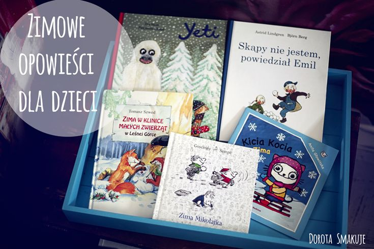 Zimowe opowieści dla dzieci