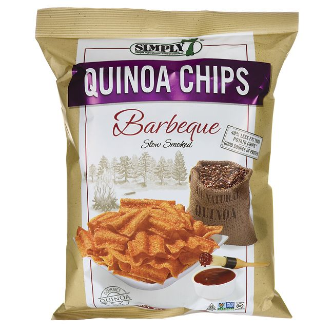 Simply 7 Quinoa Chips - Barbeque