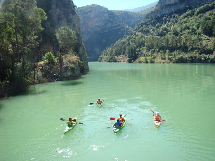 El Pallars Jussà està farcit d'activitats en un entorn immillorable un cap de setmana. No t'ho pensis i #vinealpallars - El Pallars Jussà está repleto de actividades en un entorno inmejorable para pasar un fin de semana.