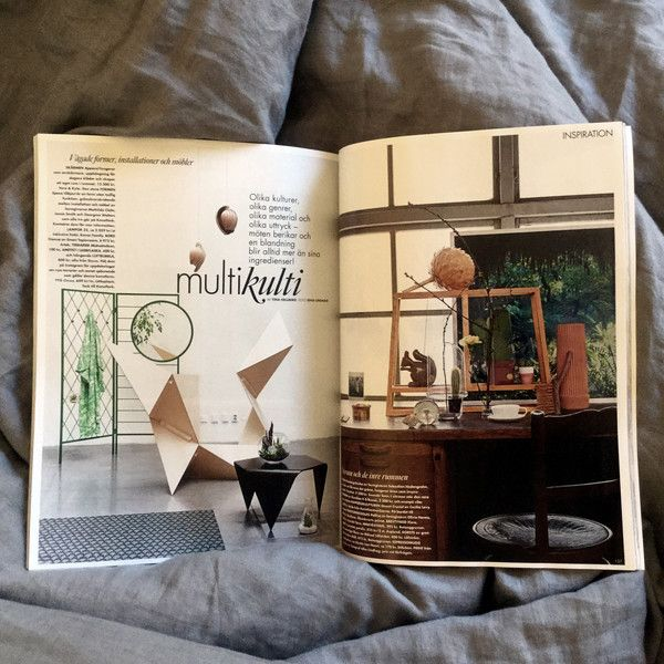 Space/Object in Elle Decoration
