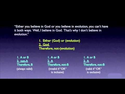 ▶ Fallacies: False Dilemma - YouTube