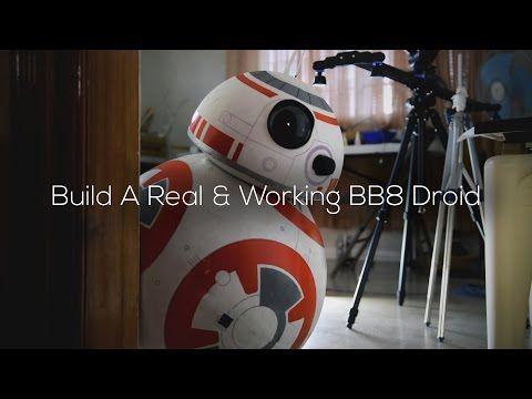 BB-8: il robot di Star-Wars realizzato da un ragazzo - http://www.tecnoandroid.it/bb-8-robot-star-wars-realizzato-un-ragazzo/ - Tecnologia - Android