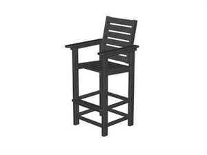 Poly-Wood Captain Bar Chair
