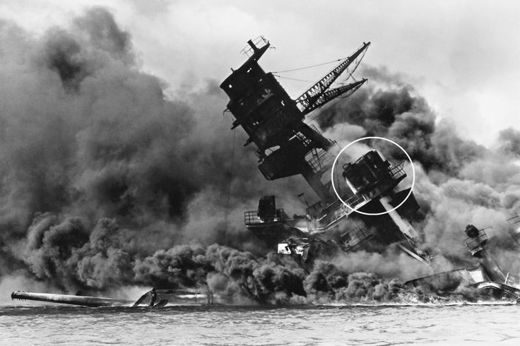 Donald Stratton was stationed on the USS Arizona when a million pounds of explosives detonated beneath his battle station fifteen minutes into the attack on Pearl Harbor.