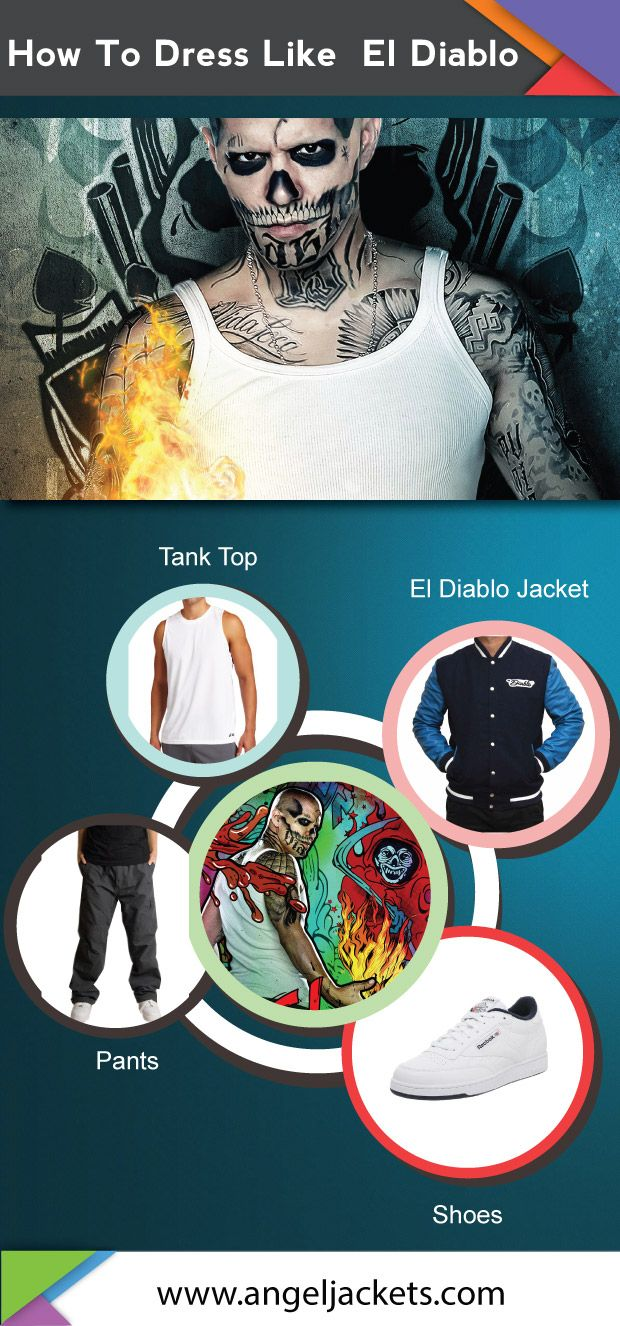 El Diablo Costume Ideas for all the Suicide Squad Lovers and fans