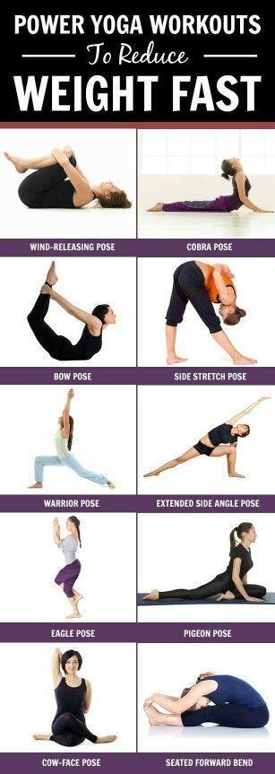 5 effektive Yoga-Übungen zum schnellen Abnehmen (mit Videos) – zeynep bucak