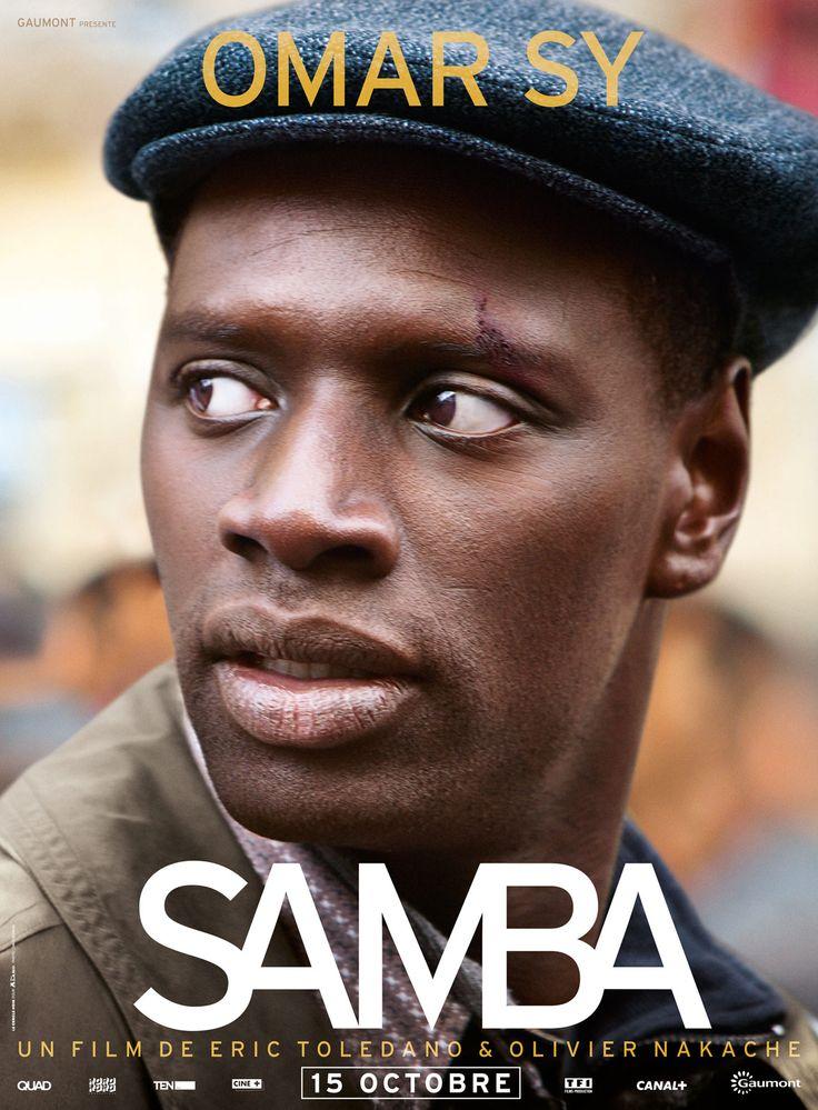 Samba—-Samba, sénégalais en France depuis 10 ans, collectionne les petits boulots; Alice est une cadre supérieure épuisée par un burn out. Lui essaye par tous les moyens d'obtenir s…