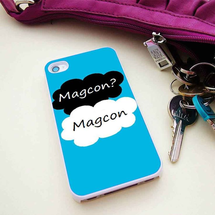 magcon magcon is designed for iPhone4/4S and by kuntoel on Etsy, $9.99