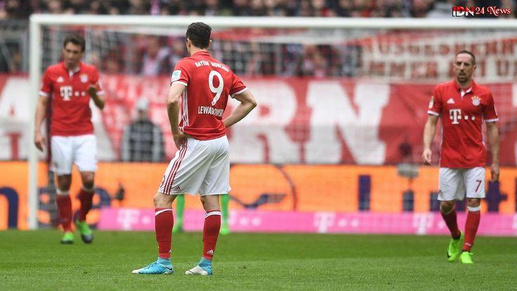 Berita Olahraga : Hasil dan Cuplikan Bayern Munich 2-2 Mainz