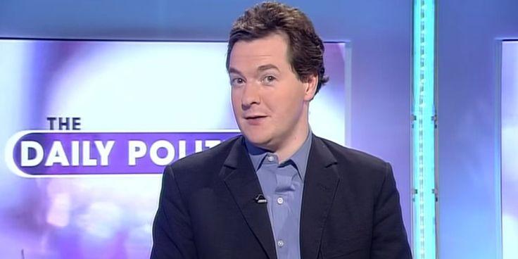 George Osborne Once Gave Advice On How To Avoid Tax On BBC's Daily Politics