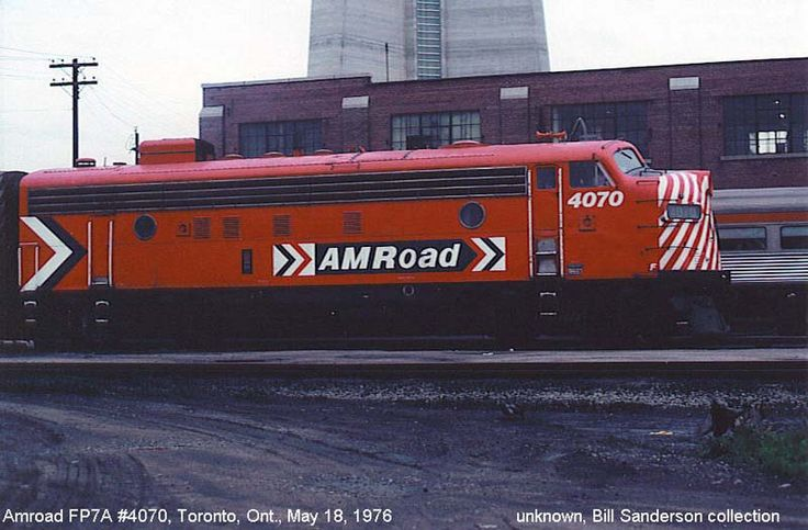 AMRoad 4070 train, 1976 | by poundsdwayne47