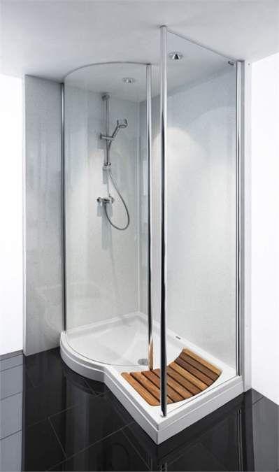 Nuance BB Waterproof Shower Board White Quartz