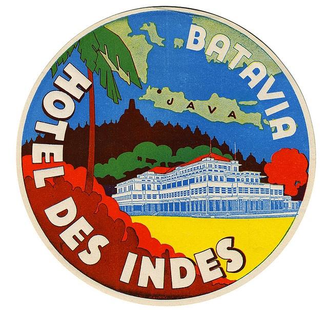 Hotel Des Indes Batavia