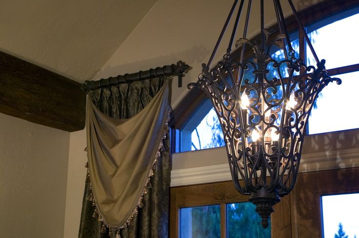 Lighting Dining Room Wrought Iron Chandeliers