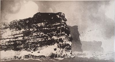 The Noup of Ness by Norman Ackroyd