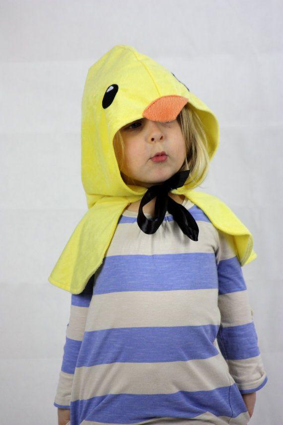 Petit poussin capelet costume pour enfants d guisements enfants de cap id es d guisement - Idee deguisement enfant ...