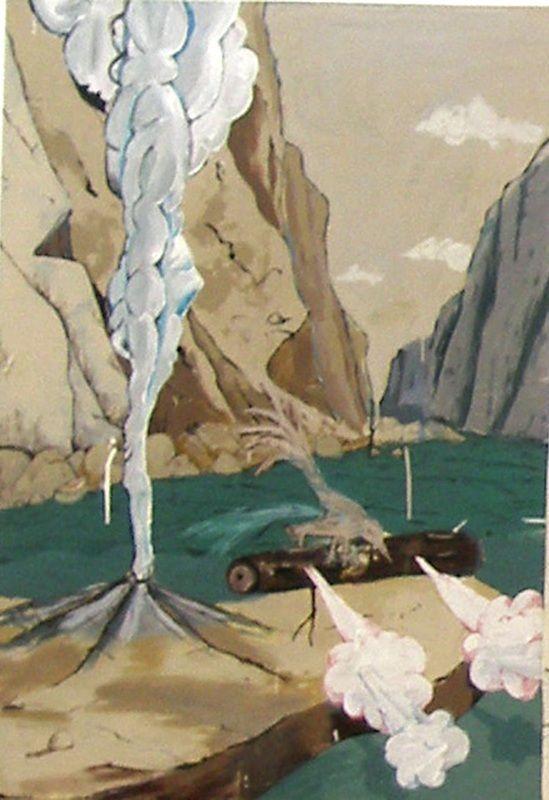 Earlier Works - Tim Thatcher