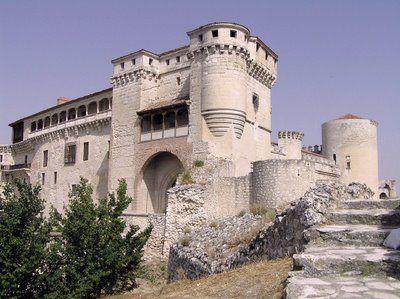 Castillo de Cuellar, Cuellar (Segovia, Castilla y León)