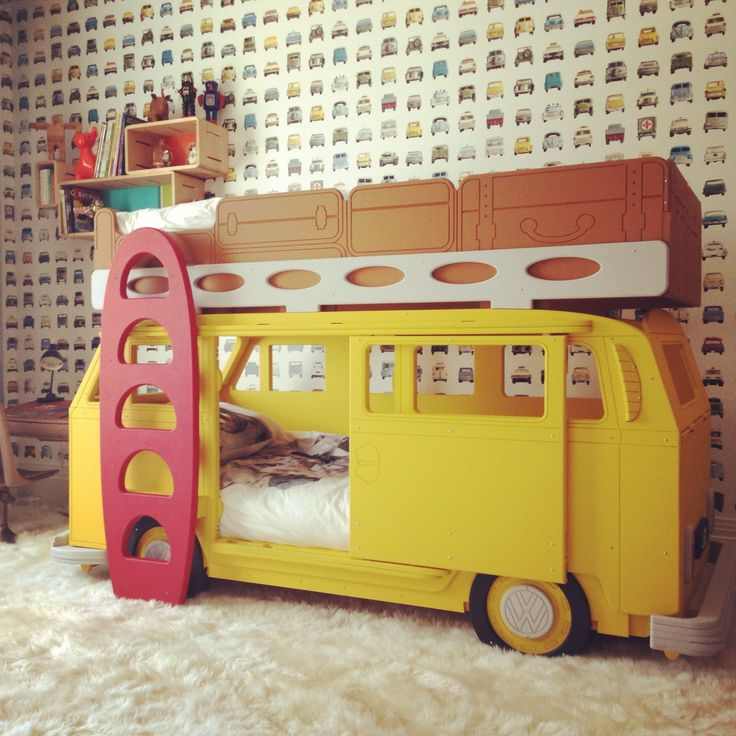 17 best images about fun furniture collection theme bed in for Childrens beds