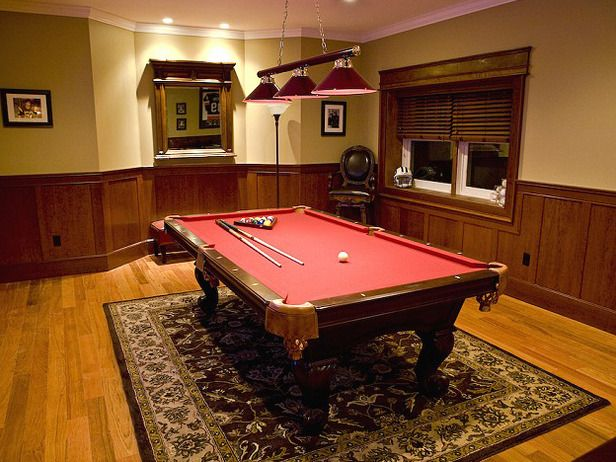 59 Best Images About Game Room Traditional Stands The: man cave ideas unfinished basement