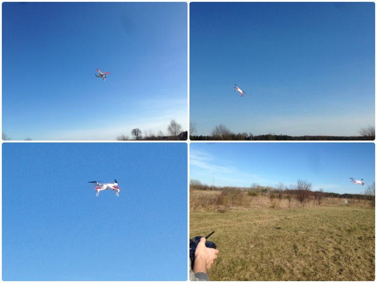 Pogoda dopisuje :)   #drony #zabawa #quadrocopter #fly #drones