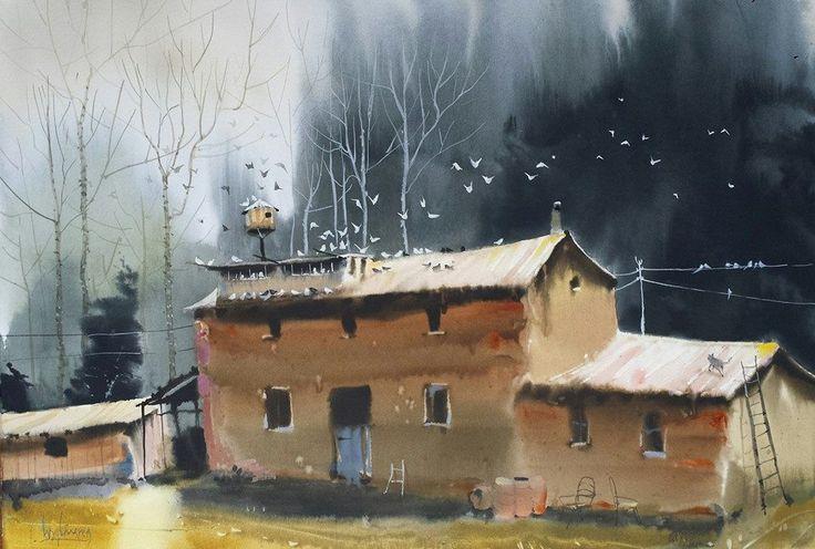 Spotlight on an Artist- Miguel Linares Ríos