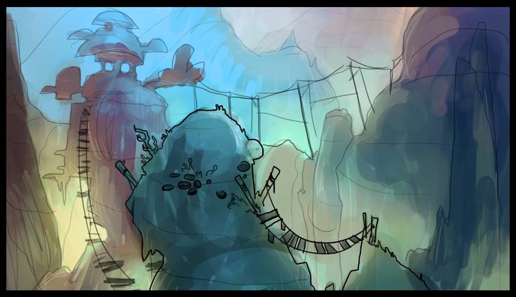 New level under construction by our partner Tokkun studio. More fun with Slash monsters!