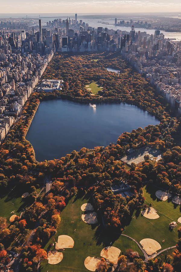 Central Park, New York City (photo: Anthony Fields)