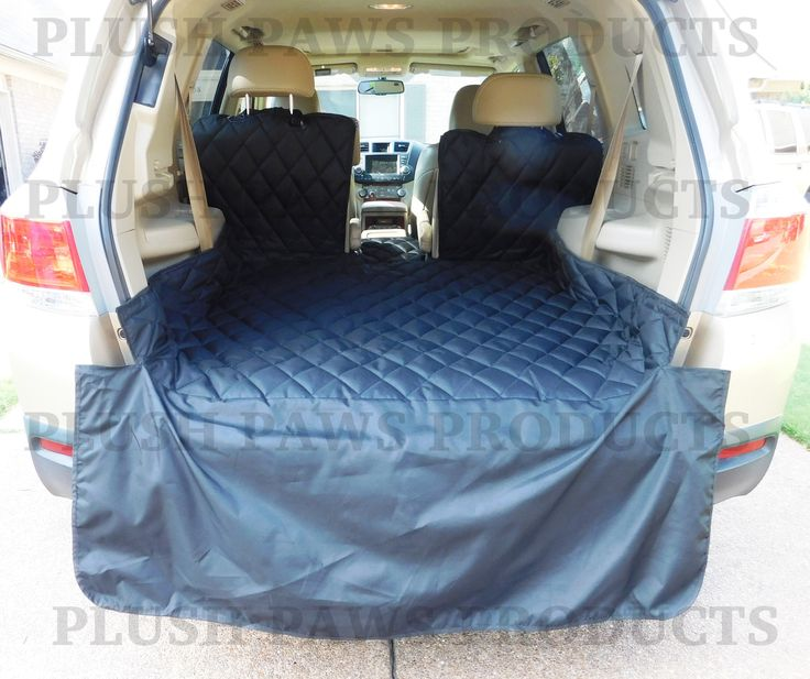 Plush Paws ProductsR Waterproof Cargo Liner