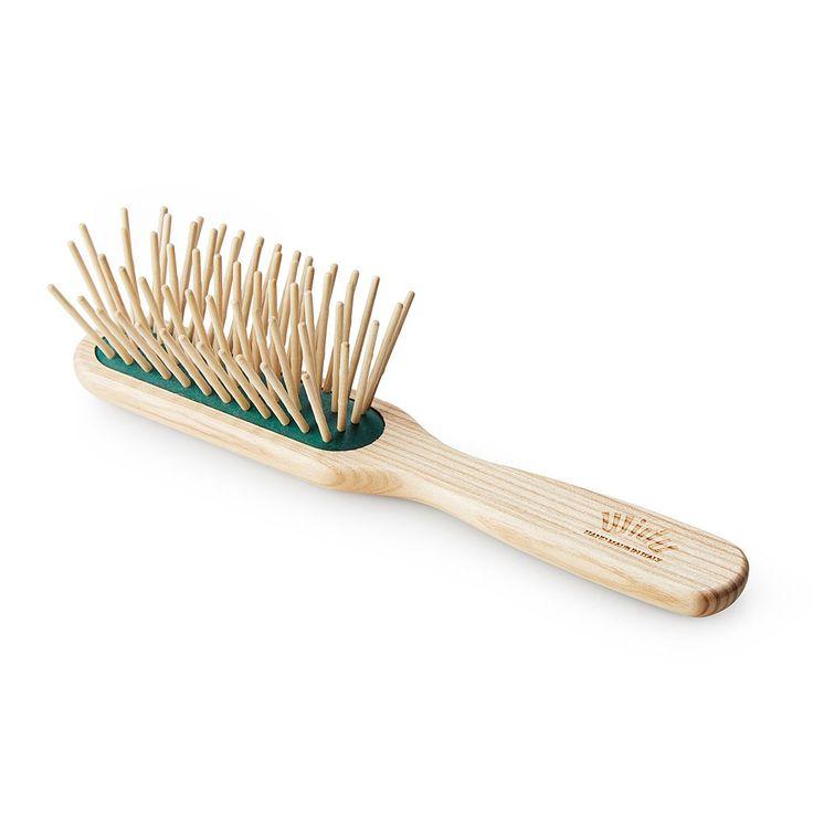 Bamboo Bristle Hair Brush